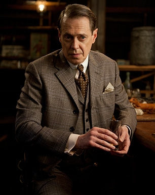 SteveBuscemi as Nucky Thompson Courtesy of Macay Polay/HBO