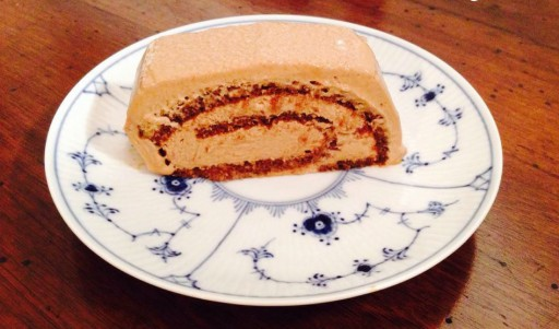 Espresso Coffee Jelly Roll