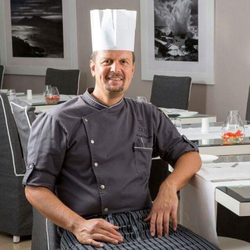Chef Manuele Cattaruzza