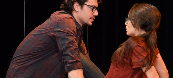 """Casting Couch 101. STAGE REVIEW: """"Schooled"""" by Lisa Lewis"""