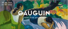 """""""Gauguin. Tales from paradise"""" at the Museum of Cultures of Milan"""