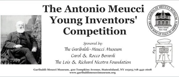 Antonio Meucci Young Inventors' Competition