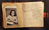 ANNA FRANK CROCIFISSA DALL'IGNORANZA