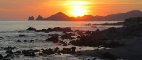 Los Cabos, Desert Paradise, and in the middle of it, two Italian Artists…