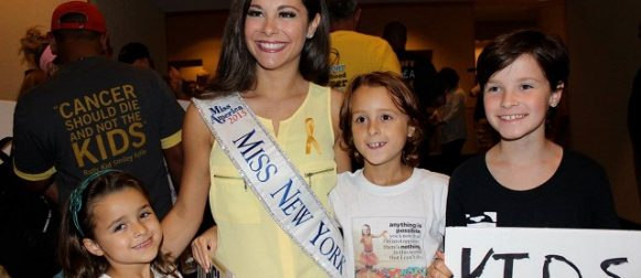 Jamie Lynn Macchia, from Miss New York to the campaign for #MoreThan4: a young woman on the path of success.