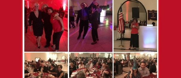 Carnevale celebrated by Eastchester's Sons of Italy
