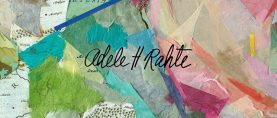 How paper and color can make you dream. Exclusive interview with artist Adele Rahte.