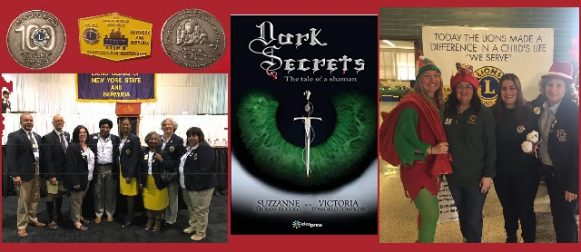 From Dark Secrets to the Lions: a life of Success. An exclusive interview with Suzzanne Troiani Piccolo