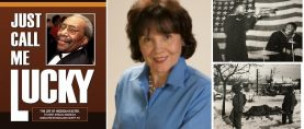 History revisited: Just Call Me Lucky, the new book by Elizabeth Vallone